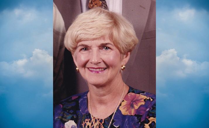 Shirley Ann Shawl Hiestand