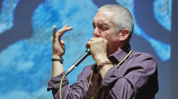 Art Patience is known for his stylish harmonica skills and performances with legendary Windham Hill pianist Scott Cossu.