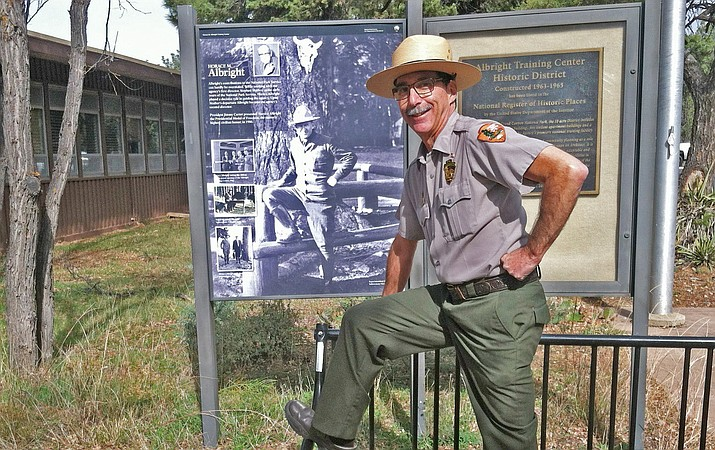 After serving in a variety of roles over two stints at Grand Canyon National Park, Chuck Wahler will retire from Albright Training Center Dec. 31.
