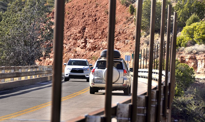 The City of Sedona sought ADOT's help after four people committed suicide from the bridge in 2015, said an ADOT press release.