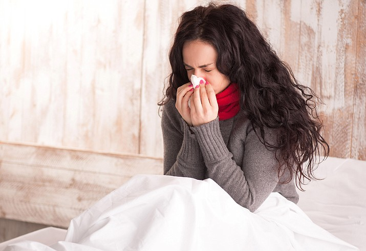 To date, Arizona has confirmed 117 flu cases; Yavapai County has confirmed 15, the highest in the state next to Pima County