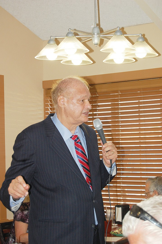 Former Arizona Attorney General Tom Horne