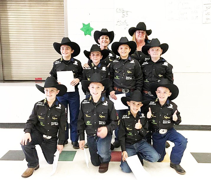 Cyber Cowboys Robotics Team of Camp Verde Elementary School