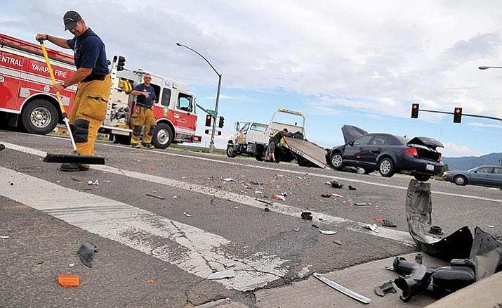 Police have listed intersections in the tri-city area where crashes are most prevalent - most of which involve highways 69 or 89.