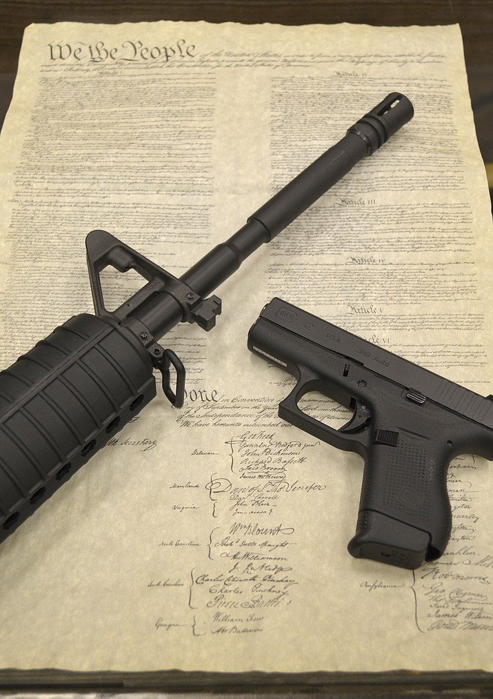 Kingman residents have never been shy about exercising their Second Amendment rights, but after 8 years of buying firearms out of fear they would soon be banned, buyers today shop for what they want.