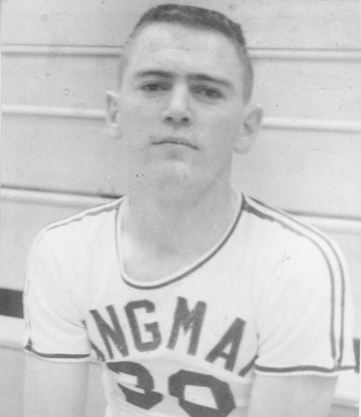 Bulldogs legend Dick Grounds