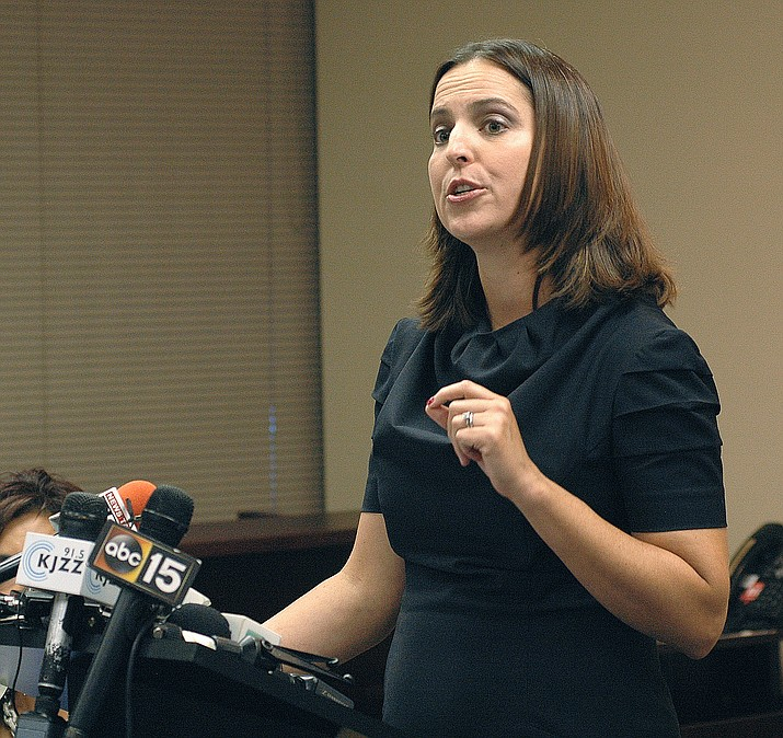 Karen Tumlin of the National Immigration Law Center.