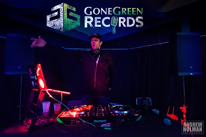 The Green Team DJs