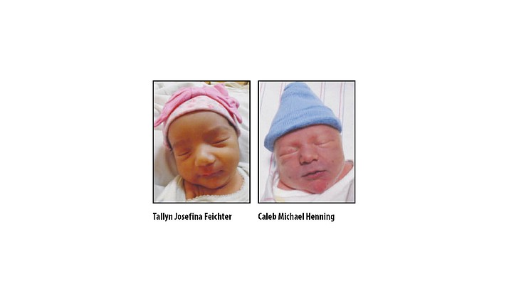 Birth announcements in the Dec. 14, 2016 edition of the Chino Valley Review.