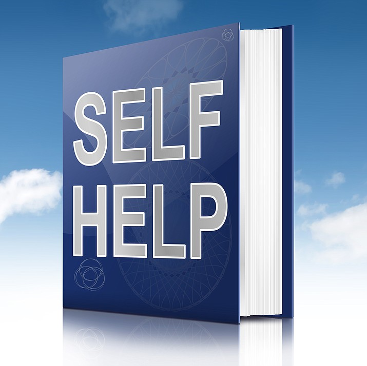 Self help is available weekly all over Kingman and Mohave County.