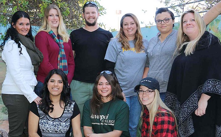 The group plans to stay together – and motivate one another – as they navigate future courses like Microbiology. (YC courtesy photo)