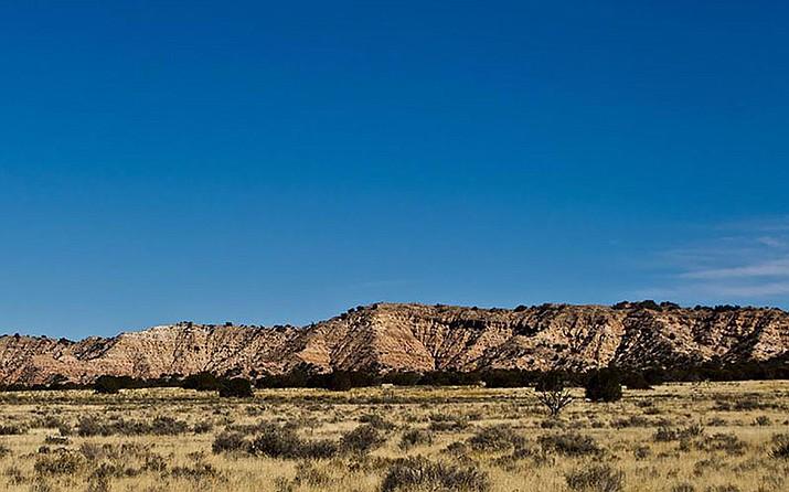 A panoramic view of lands on the Navajo Nation. Photo/Bill Inman, Padres Mesa Ranch