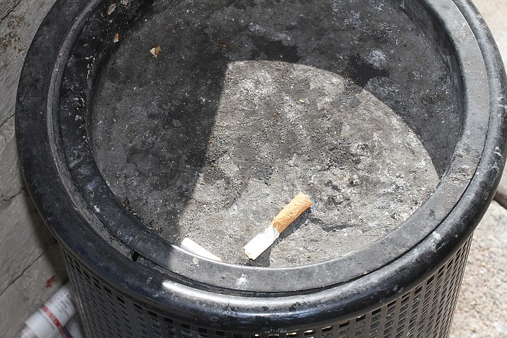 Some will attempt to quit smoking for their New Year's resolution.