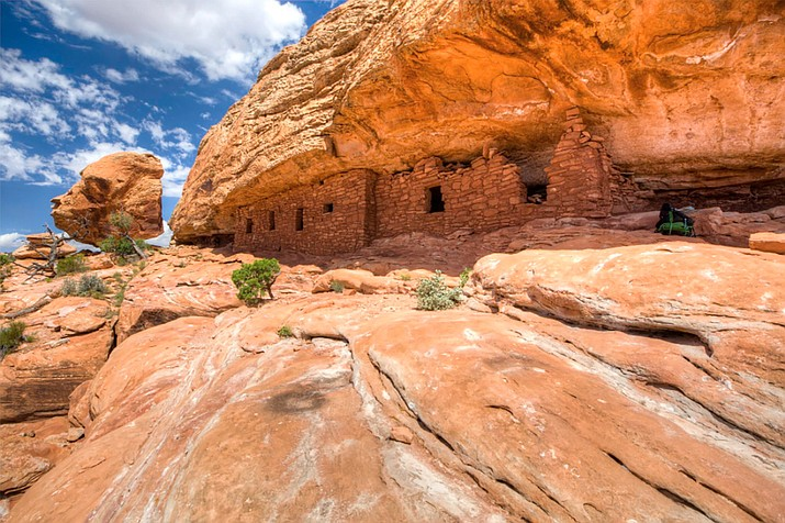 Bears Ears National Monument Is Home To An Estimated 100,000 Archaeological  Sites. (U.S. Department
