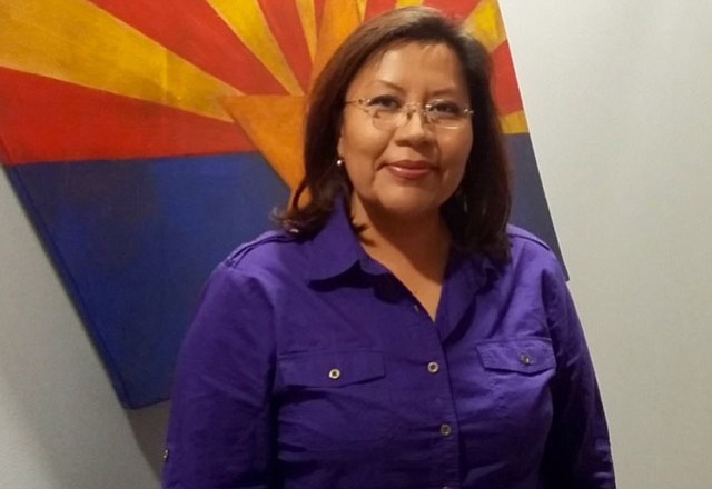 Jamescita Peshlakai, Arizona State Senator-elect, Legislative District 7
