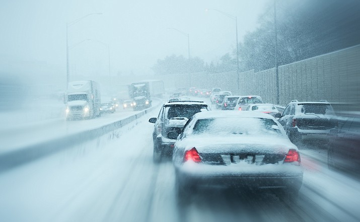"Arizona Department of Transportation has started a new ""Know Snow"" campaign to keep driver's safe this winter."
