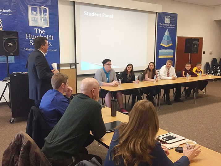 Six students from Humboldt Unified School District schools answer questions about their experience and what they need in the future.