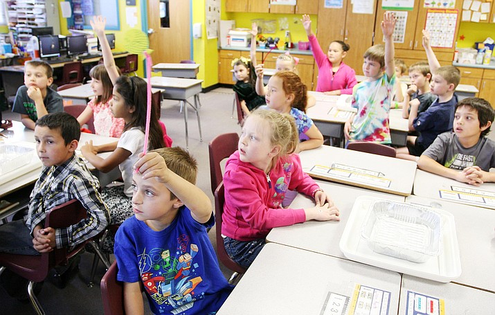 Any discussion of K-12 funding will be complicated by efforts by some legislators to expand the existing program which gives parents a voucher of state dollars they can use to send their children to private or parochial schools. (VVN File Photo/Bill Helm)