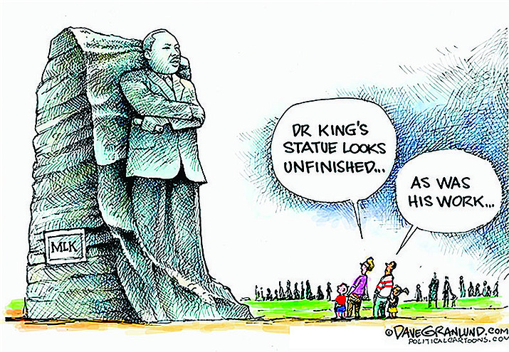 Editorial cartoon: Jan. 10, 2017