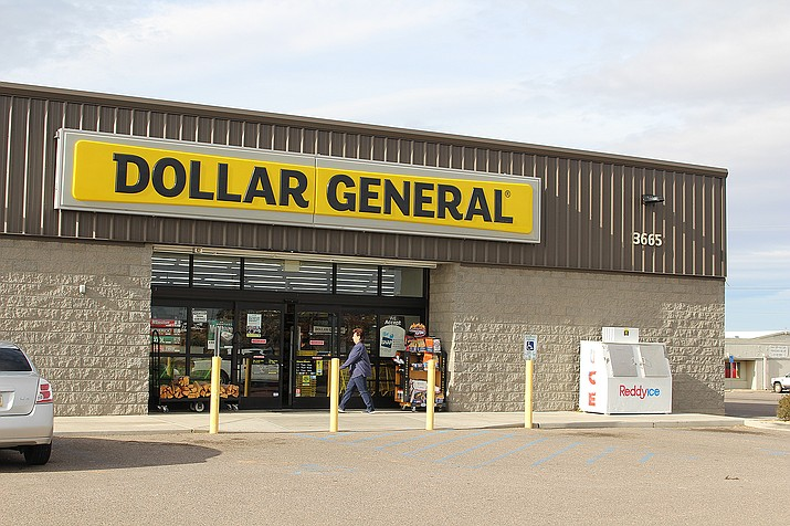 Downtown residents are going to have somewhere to pick up a few groceries are other items now that Dollar General has broken ground on a new outlet.