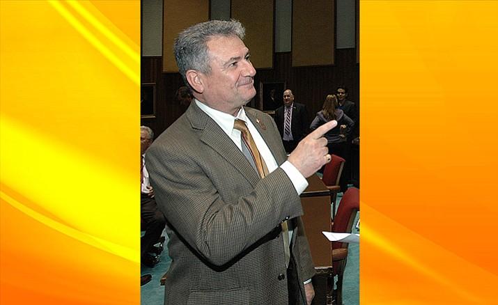 Sen. Sonny Borrelli (Capitol Media Services 2016 file photo by Howard Fischer)