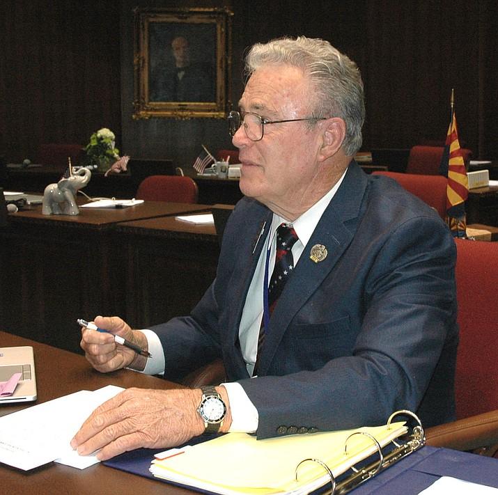 Rep. Noel Campbell, R-Prescott.