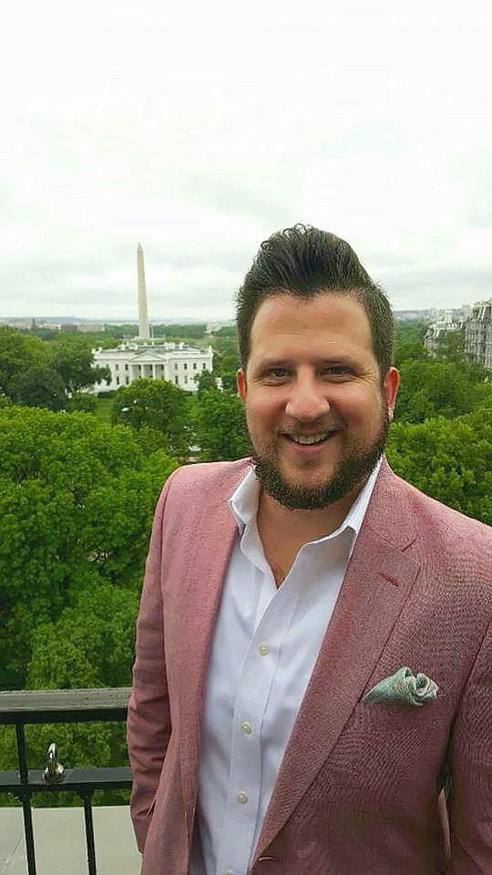 Trevor Pearson was recently promoted to legislative director in U.S. Congressman Paul A. Gosar's (R) office in Washington D.C.