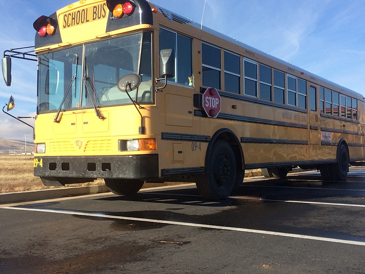 The Humboldt Unified School District Governing Board approved upgrading its bus fleet at its January meeting.