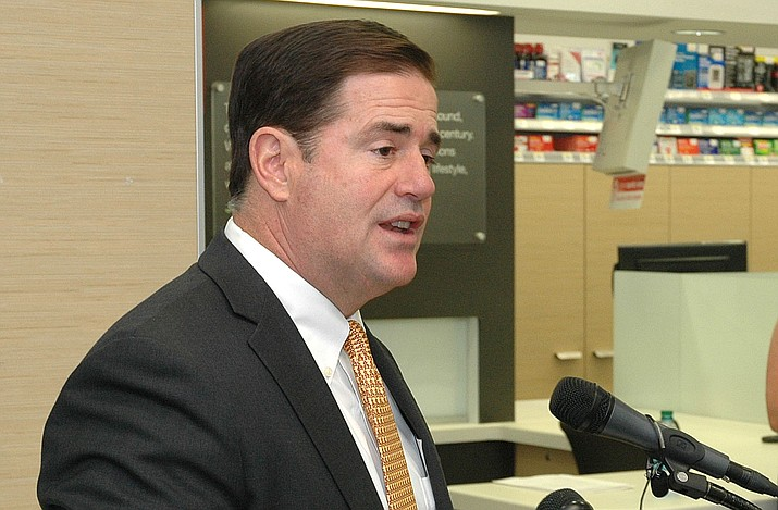 "Gov Doug Ducey: ""The key is in replacement, something congressional leaders and President Trump all support. We need to replace Obamacare with patient-centered health care reform that actually works for the American people, and especially, for Arizona."""