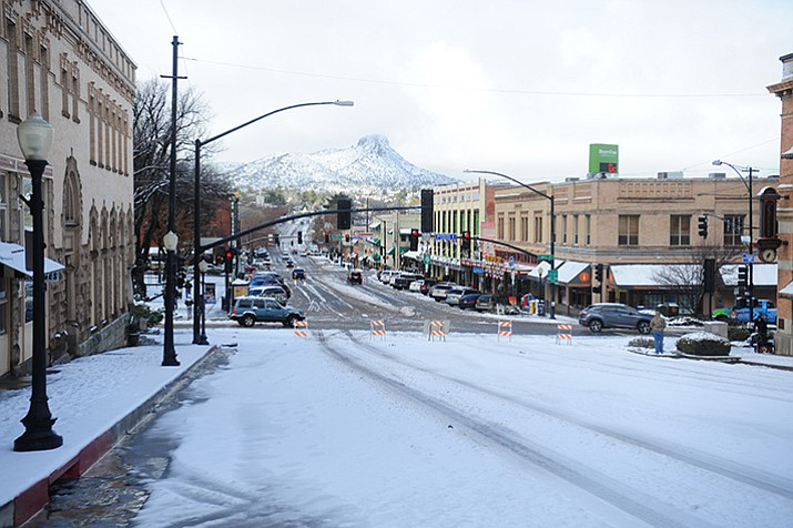 third storm forecast to hit as early as this afternoon the daily courier prescott az. Black Bedroom Furniture Sets. Home Design Ideas