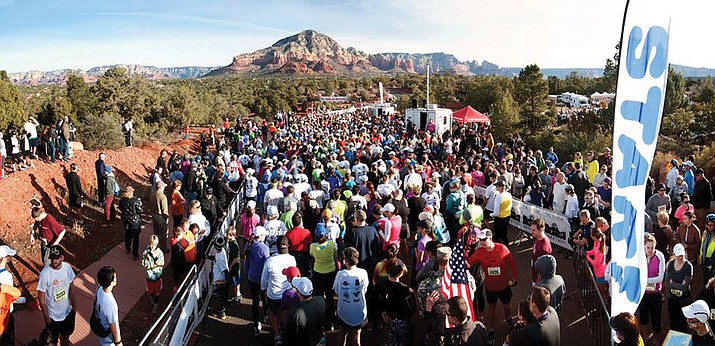In 2016, the Sedona Marathon generated $3.1 million in direct spending from the 2,500 participants and their friends and family who accompanied them from all over the world.
