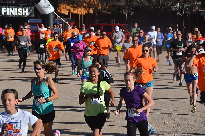 Lace up your shoes and start training for the 6th annual Loven Family Run happening on March 25, 2017, in Cottonwood.