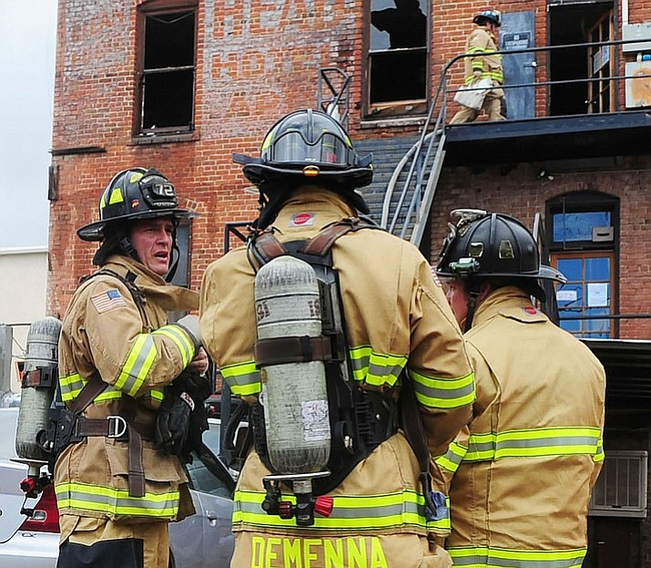 The city estimates that under the old PSPRS tier, each new firefighter would cost Prescott about $3,900 more in the first year (as compared to the new tier), and about $122,000 to $124,000 more over a 25-year career.