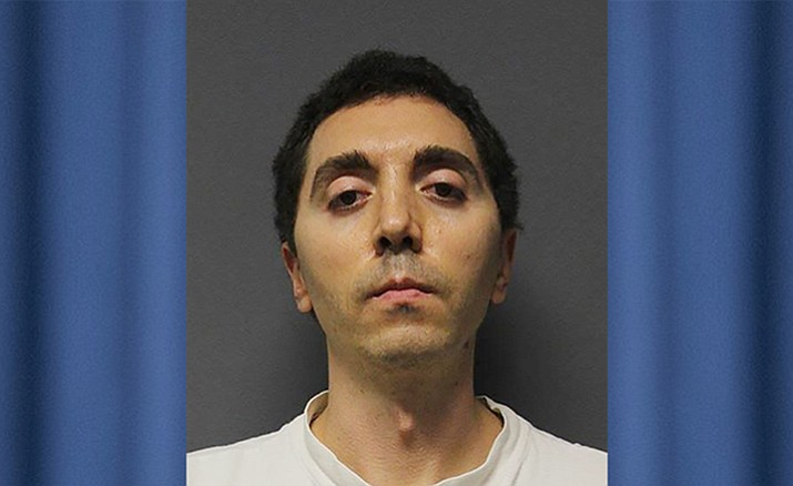 Brian M. Garofalo, 33, of Prescott Valley