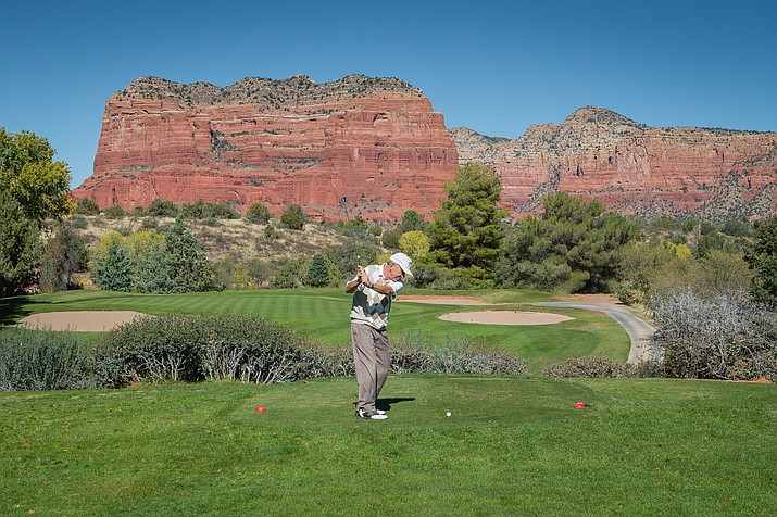 The Golf Advisor website has ranked the Village of Oak Creek's Canyon Mesa 9-hole golf course the 19th best short course in the United States!