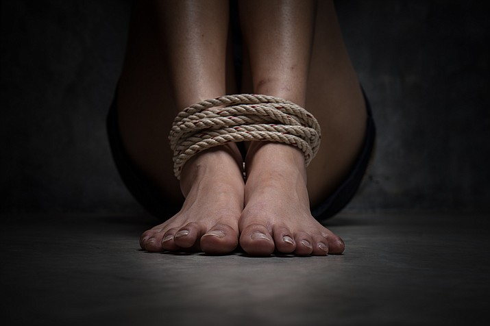 Human trafficking takes place even in rural communities, such as Prescott Valley.