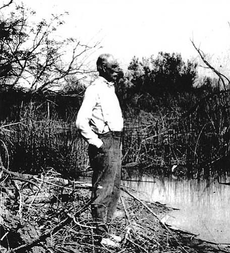 Wyatt Earp in 1925.