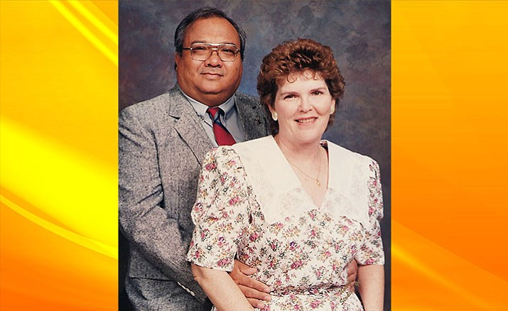 Faustino and Judith Estrada