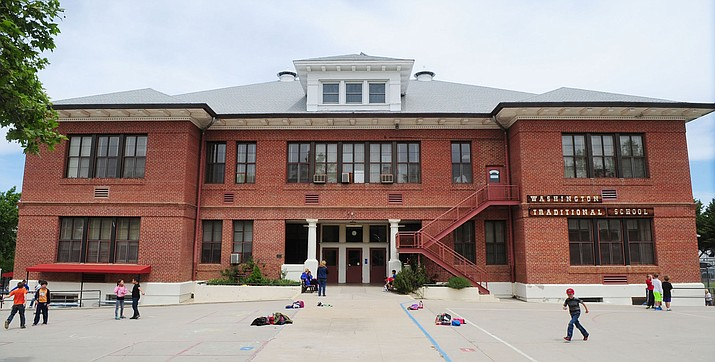 Washington Traditional School closed in May 2015. It currently is home to Prescott Unified School District's preschool, Discovery Gardens. The district offices may locate in the building's second floor.