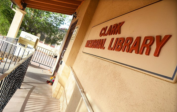 Clarkdale is considering the possibility of closing Clark Memorial Library because of the economy. The Community Services Commission is looking at shifting resources to pursue new and more robust programs for the community. (VVN/Vyto Starinskas)