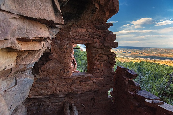 A cultural site on Forest Service lands above Cottonwood Wash on the recently designated Bears Ears National Monument in Utah. Photo/Tim Peterson