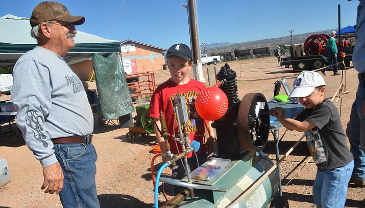 Arizona Flywheelers 33rd Annual Engine and Tractor Show