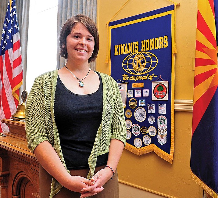 File photo of Kayla Mueller by Matt Hinshaw/The Daily Courier