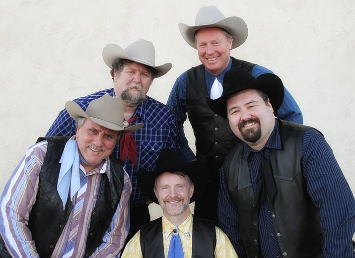 The Sons of Pioneers plays in Prescott Saturday, Feb. 11.