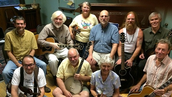 Get your toes tapping and your body swaying at the next Cottonwood Contra Dance, Saturday, Feb. 18th, at the Cottonwood Civic Center, 805 N. Main St. in old town. Flagstaff's Just Desserts will play and Kari Usher will teach and call all the dances.
