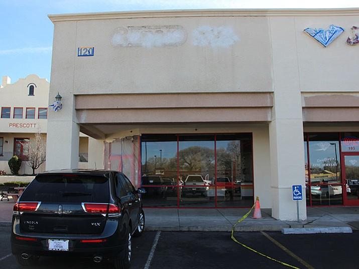 Blimpie Sub Shop in Prescott has shuttered.