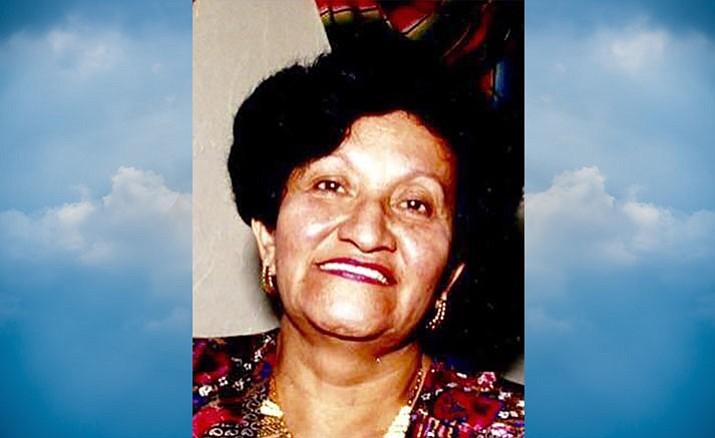 Mary Louise Arrendondo Alvarado (Mary Lou)