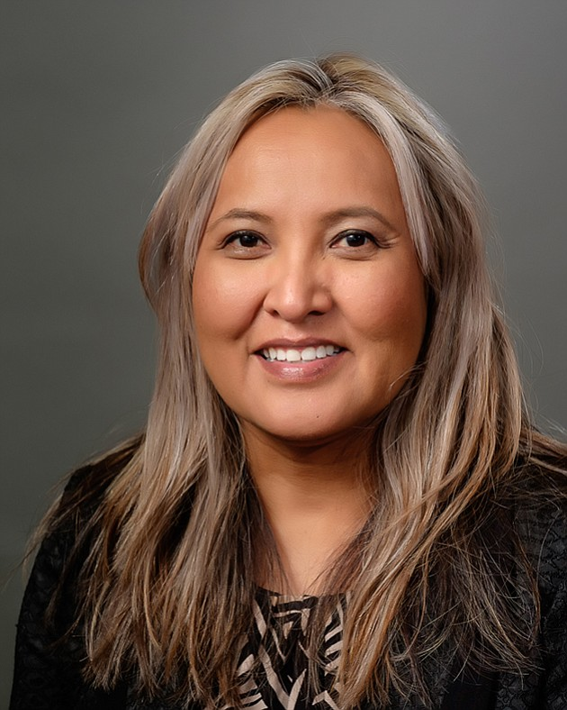 Navajo Nation President Russell Begaye appointed Pearline Kirk as the new controller of the Navajo Nation. Submitted photo