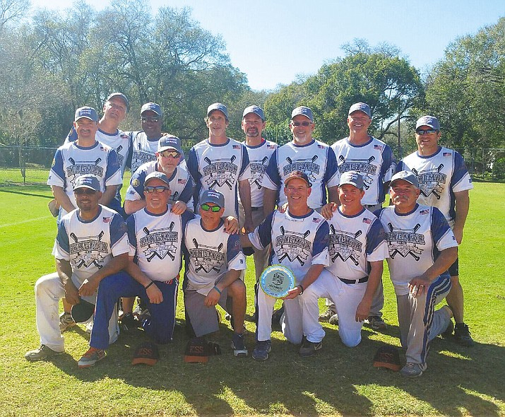 Kingman Senior Softball took second-place in Florida over the weekend.