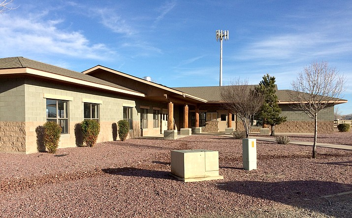 The Chino Valley Community Center. Town Council is considering upgrades to the building and how best to use it in the future.